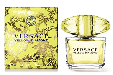"""Yellow Diamond"" от Versace"